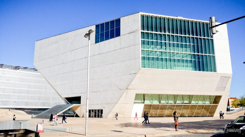Casa da Música, espaço para todos no Porto