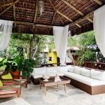 Lounge próximo a piscina