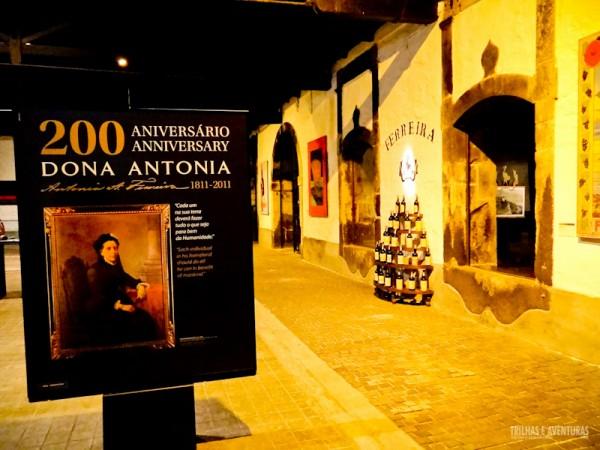 200 anos de tradição. Um império da Dona Ferreirinha