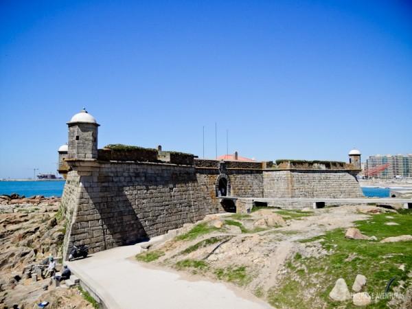 Forte de São Francisco Xavier, também conhecido como Castelo do Queijo