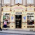 A casa de chá Pérola Do Bolhão, no Porto