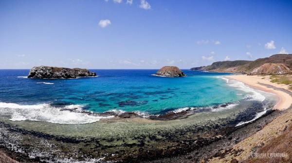 Praia do Leão - A 3ª praia mais bonita do Brasil