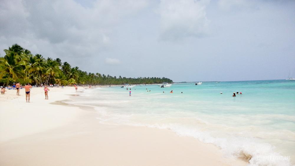 Ilha Saona, uma das jóias da República Dominicana
