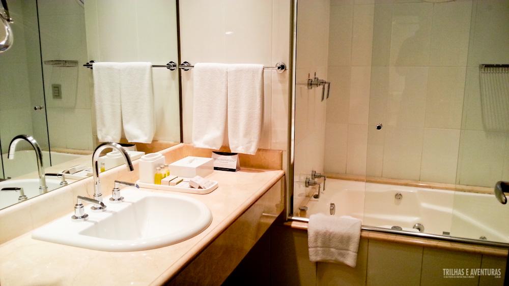 Grande Hotel Senac Campos do Jordão – SP  Viagens Possíveis -> Banheiro De Hotel Com Banheira