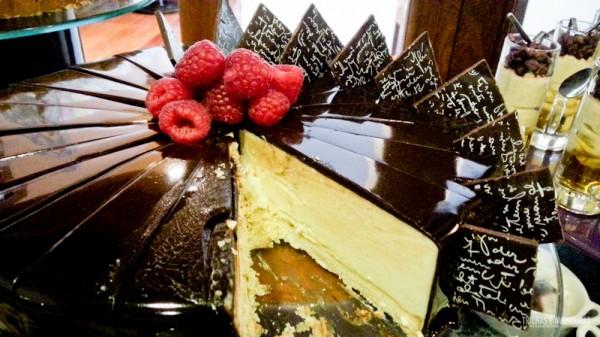 Guarde espaço para as sobremesas bem elaboradas nas refeições