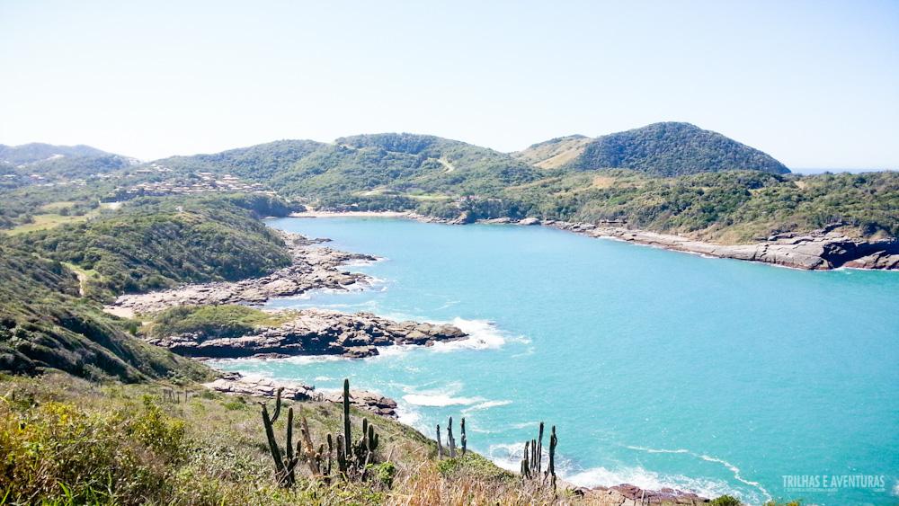 Qual a sua praia favorita em Búzios?