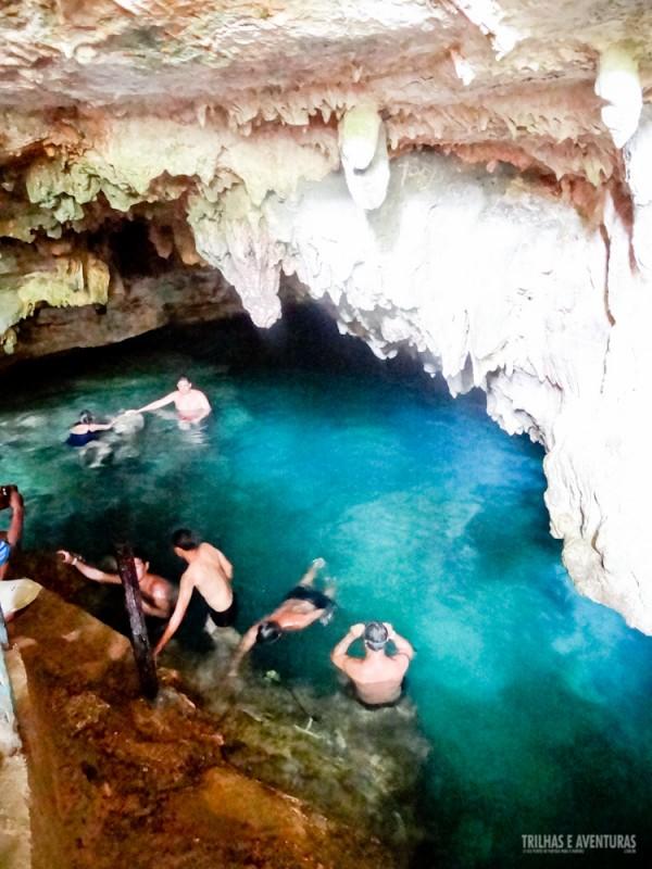 Caverna Taina (Cueva La Taina), em Punta Cana