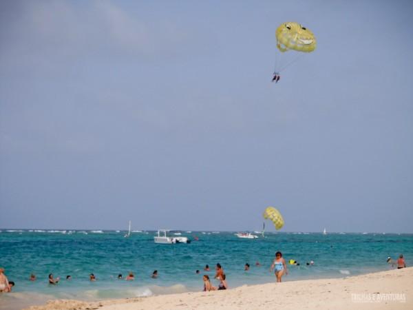 A Praia Arena Gorda é uma das mais bonitas de Punta Cana