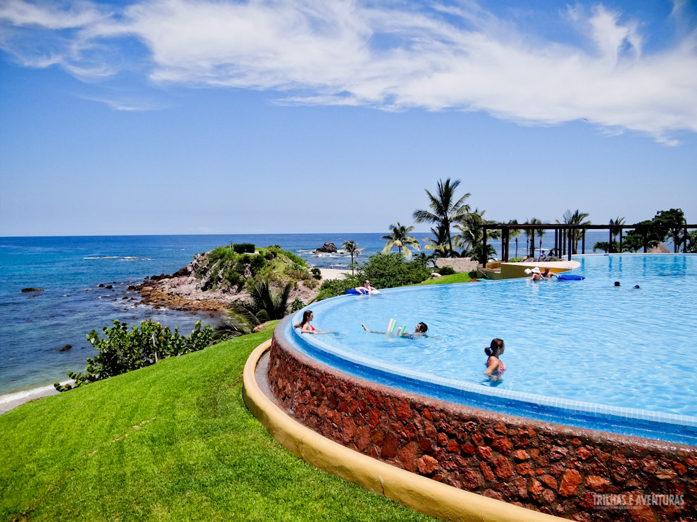 Four Seasons Punta Mita Resort, hotel de luxo premiado com o AAA Five Diamond Award