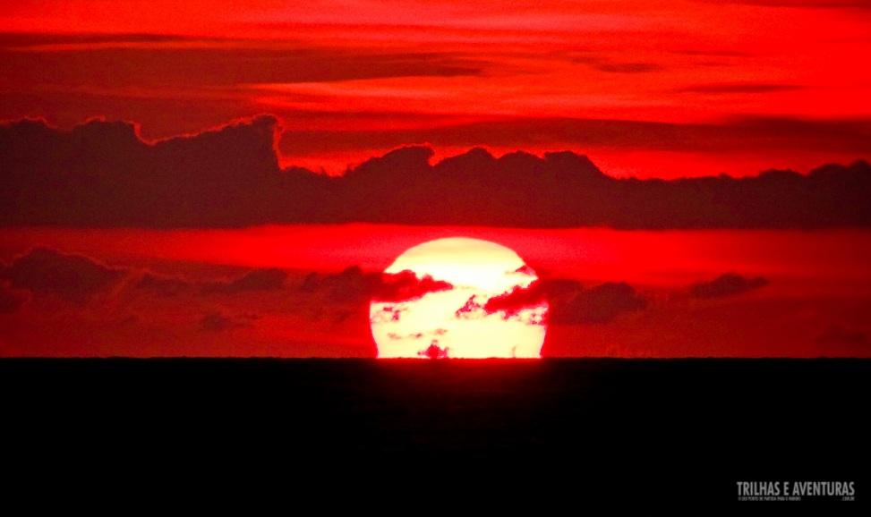Pôr-do-sol em San Pancho, Riviera Nayarit