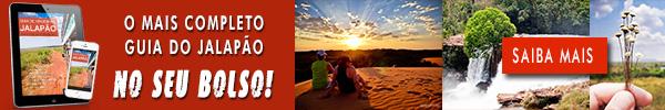 O mais completo Guia do Jalapão no seu bolso! Faça o download do nosso e-book