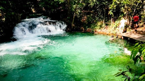 Cachoeira da Formiga, uma das atrações mais incríveis do Jalapão