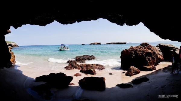 Não saia das Ilhas Marietas sem ir nesse cantinho especial