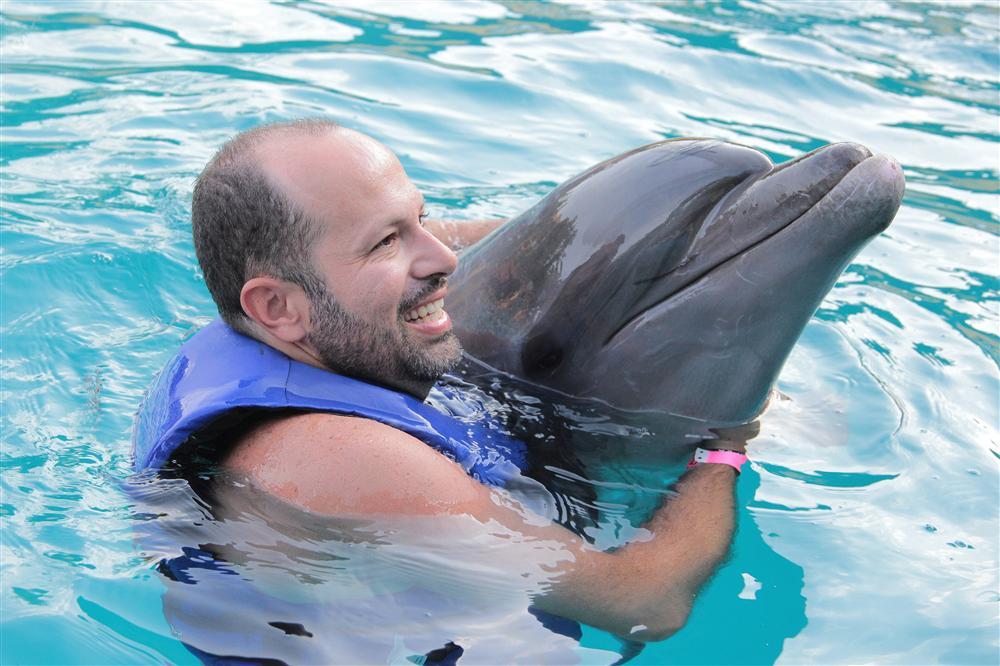 Dolphin Adventure, minha 1ª experiência com Golfinhos