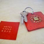 Simplicidade nos detalhes do Hotel Cielo Rojo