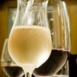 Vinho branco e tinto para harmonizar com as refeições