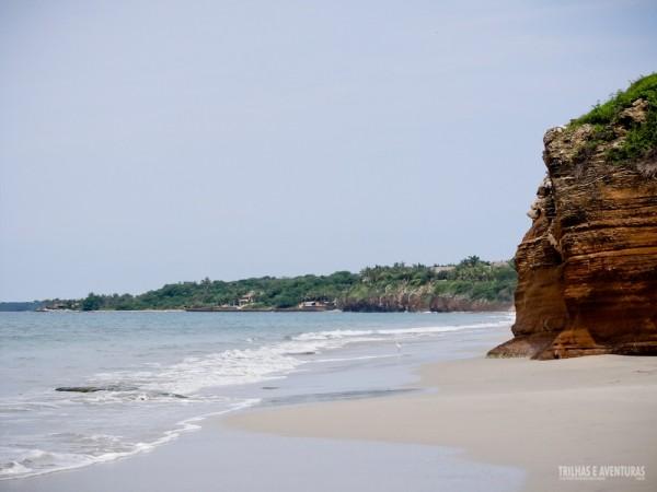 A cada curva uma nova praia ainda mais bonita