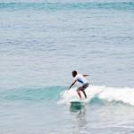 A melhor época de surf na Playa La Lancha é no inverno