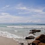 Panorâmica da Playa La Lancha