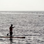 Stand Up Paddle em Sayulita