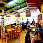 Restaurante Choco Banana, em Sayulita - México