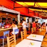 Restaurante ChocoBanana, em Sayulita - México