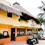 Restaurante Dom Pedro's, em Sayulita - México