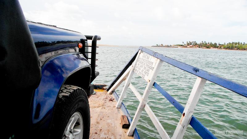 De Fortaleza a Jeri pelas praias com a 4por4 Adventure