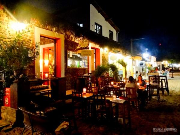 Restaurantes sem fila em Jericoacoara