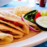 Tacos típicos mexicanos