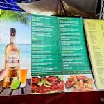 Cardápio do Restaurante Mariscos Tinos, em Nuevo Vallarta - México