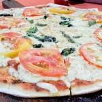 Minha pizza de Marguerita que pedi