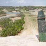 """Sandboard ou """"Ski-bunda""""? Você decide na hora de descer a duna"""
