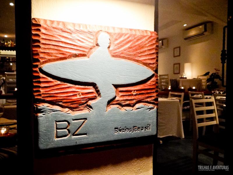 Restaurante BZ em Búzios