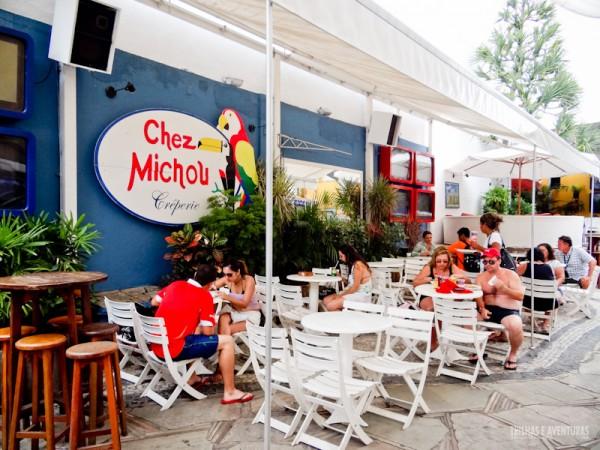 Creperia Chez Michou em Búzios