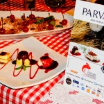 Sobremesas do Parvati