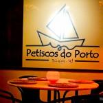 Restaurante Petiscos do Porto, no Porto da Barra