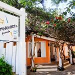Pousada Maravista, Praia de Geribá, em Búzios – RJ