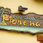 Pousada Morena, no Morro de São Paulo – Bahia