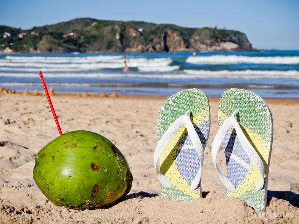 Azaração, esportes e curtição na Praia de Geribá em Búzios