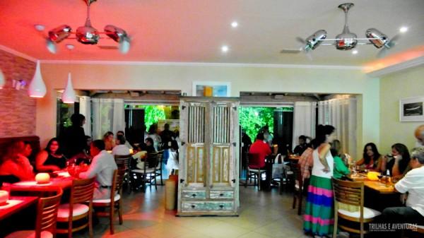 Restaurante Valdivia em Búzios