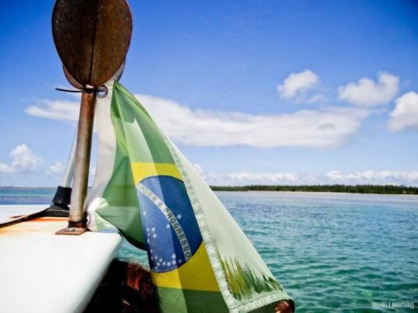 Piscinas naturais de Bainema... isso é Brasil!