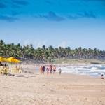 Encontre sossego e paz na Praia de Imbassaí
