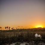 Pôr-do-sol em Massarandupió... sem roupa e completamente inesquecível!