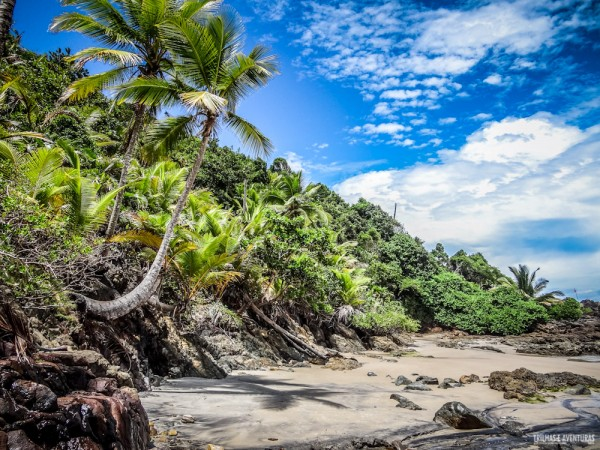 Praia de Itacarezinho