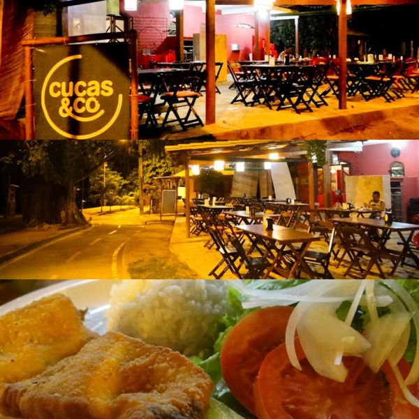 Restaurante Cucas e Co - Imbassaí