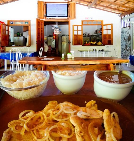 Restaurante Tempero de Imbassay