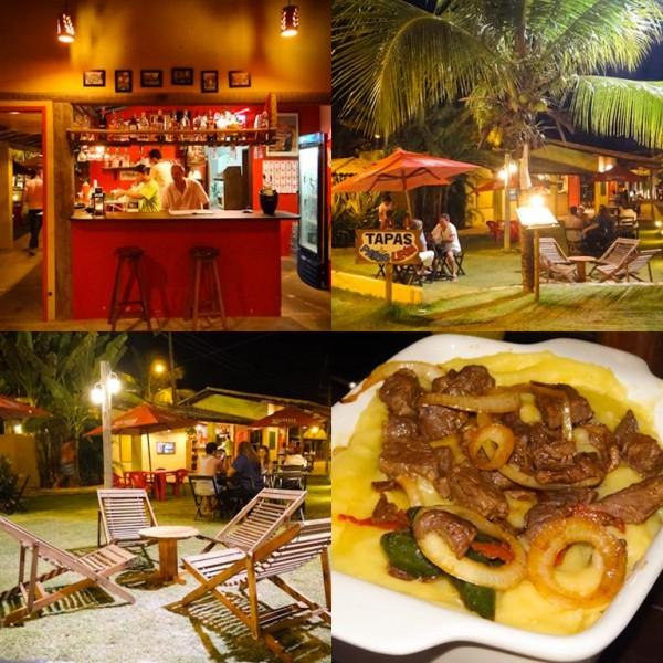 Restaurante Tapas em Imbassaí