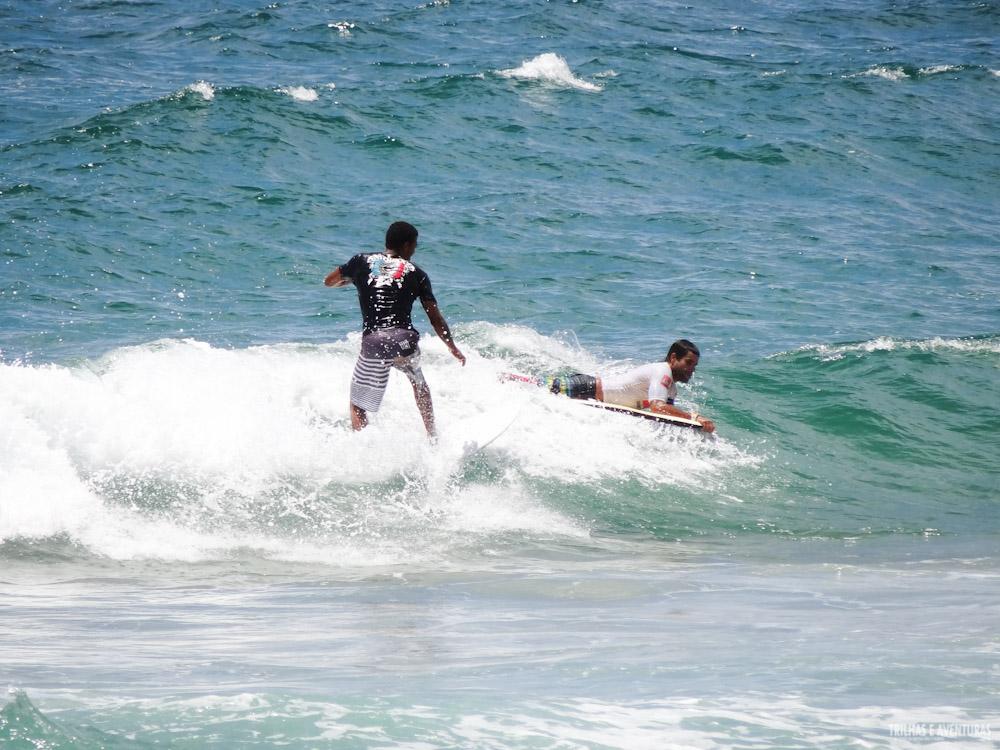 Surf em Itacaré, Bahia