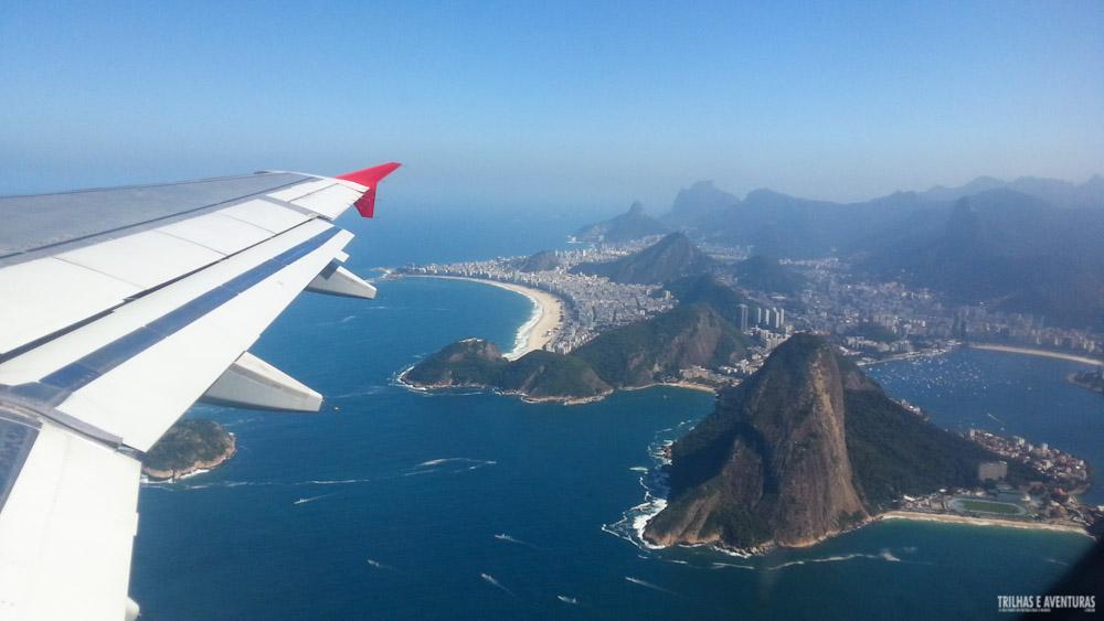 Pousos e Decolagens - Aeroporto SDU no Rio de Janeiro